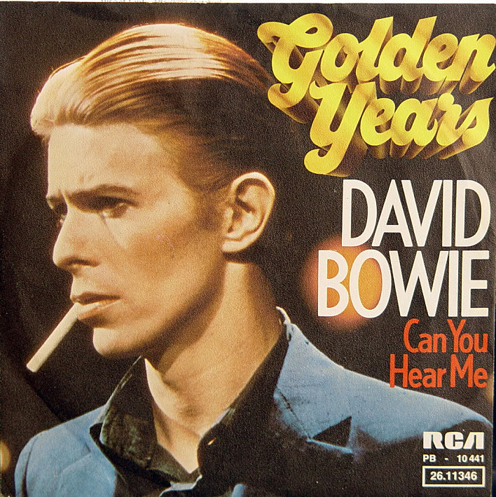 "Today in Music History: Bowie Releases ""Golden Years"" 