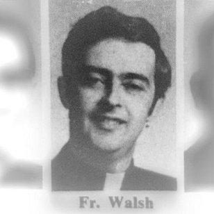 The Rev. Harry Walsh