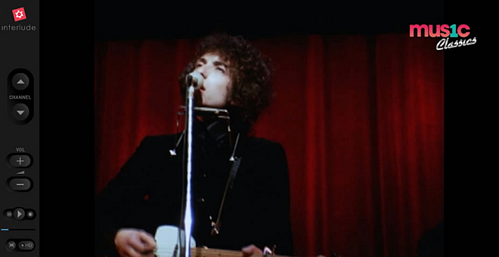 48 years after its release, Bob Dylan revealed his interactive video for