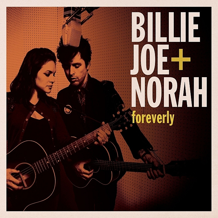 Billie Joe & Norah: 'Foreverly' album art