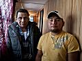 Alejandro Cruz Blanco and Simon Cruz Perez