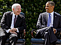 Robert Gates and President Obama