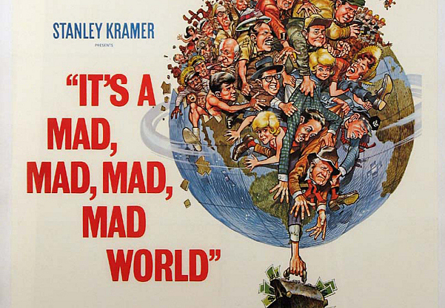 Image result for movie mad mad mad world