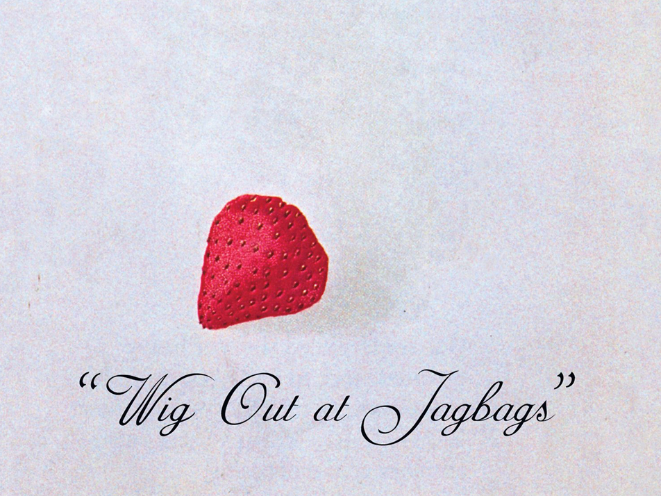 Album cover art for Stephen Malkmus and the Jicks' new release, 'Wig Out at Jagbags'.