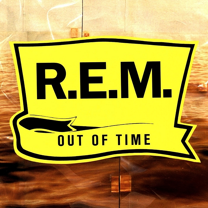 'Radio Song' appears on R.E.M.'s 1991 album, 'Out of Time'.