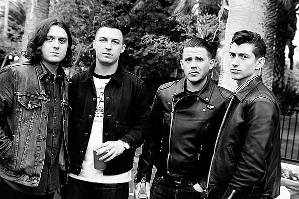 Enter for a chance to see Arctic Monkeys in our studios on Valentine's Day