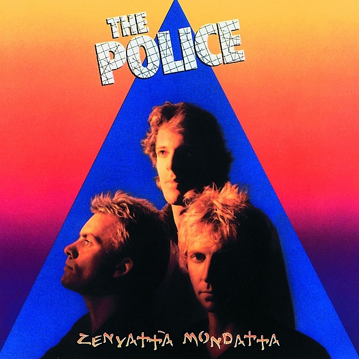 'Canary in a Coalmine' appeared on The Police's 1980 release, 'Zenyatta Mondatta'.