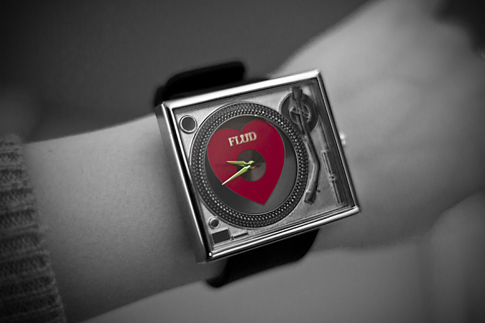 Mayer Hawthorne FLuD watch