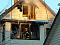 Fatal fire cleanup