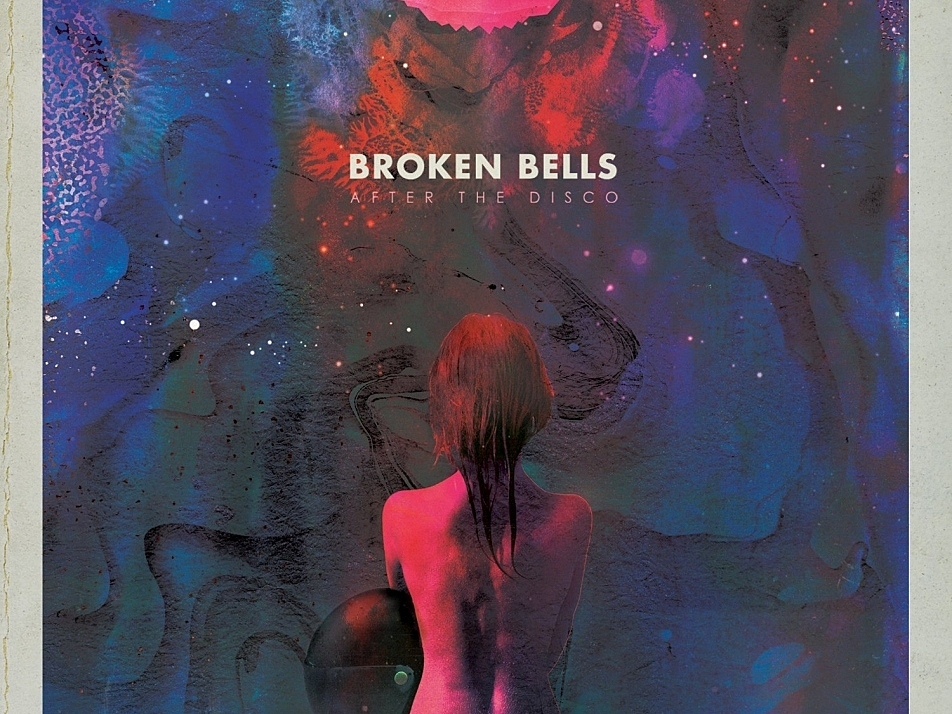 Cover art of Broken Bells' 'After the Disco'.