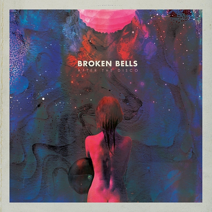 Cover art of Broken Bells' 'After the Disco'.