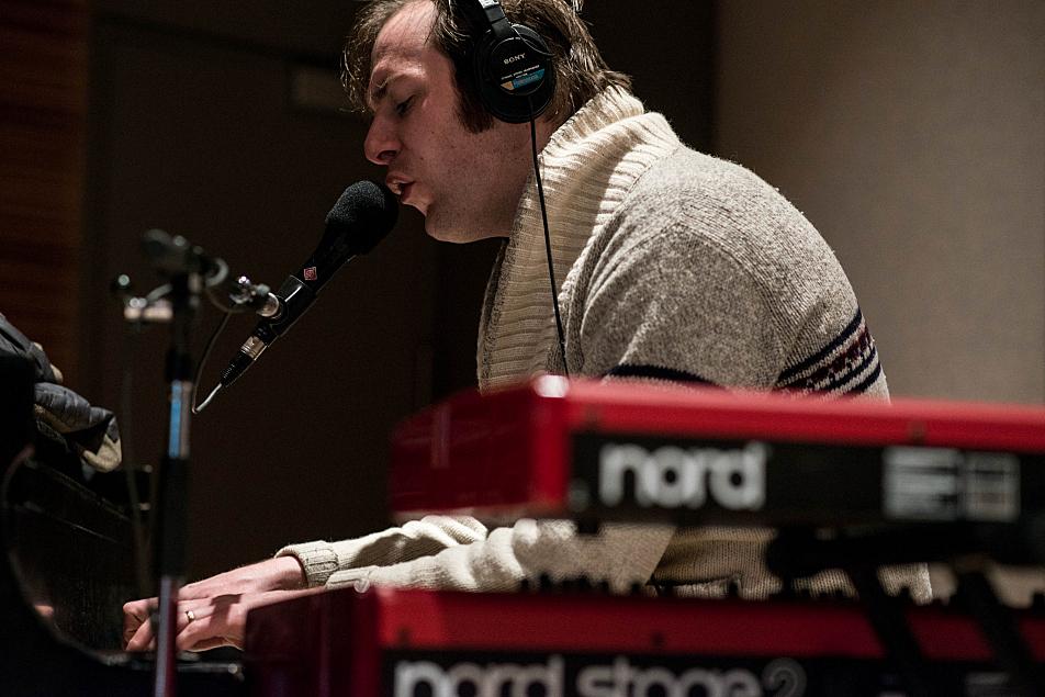 Dr. Dog keyboardist Zach Miller
