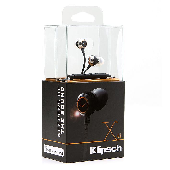Klipsch X4i in-ear headphones