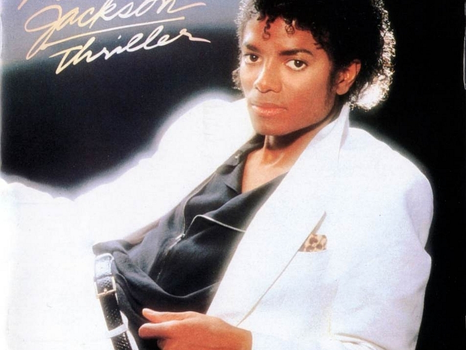 Michael Jackson's Thriller went to no. 1 Today in Music History.