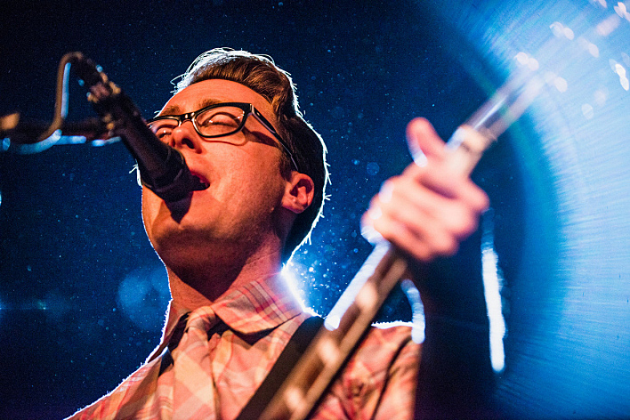 Jeremy Messersmith performs at First Avenue