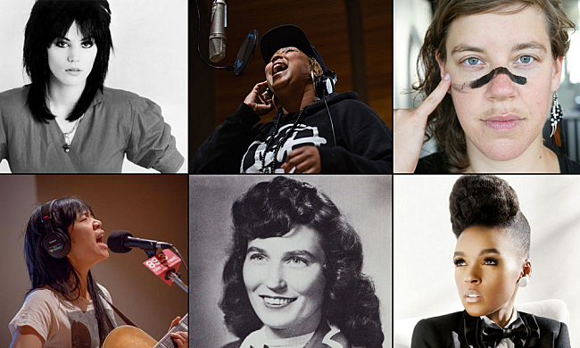 Which women who rock will top our poll?