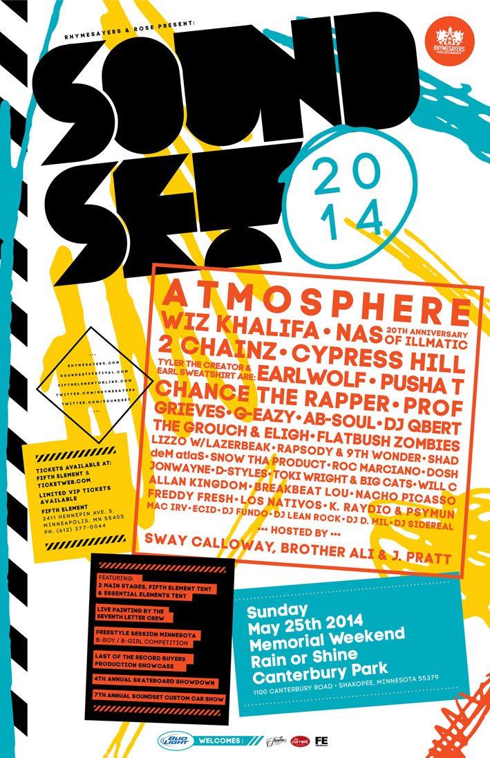 Soundset 2014