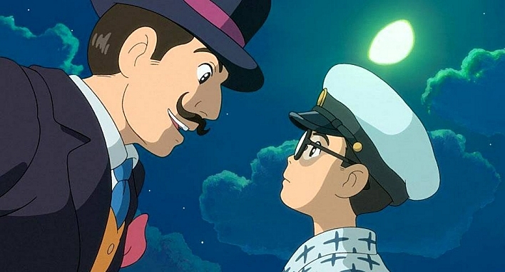 'The Wind Rises' is an animated feature film from Japanese director Hayao Miyazaki.