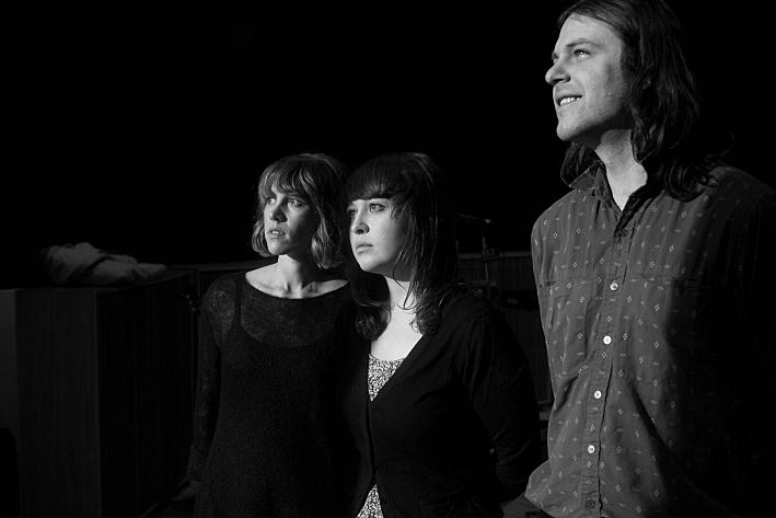 Web of Sunsets: Sara Bischoff, Sarah Nienaber and Chris Rose