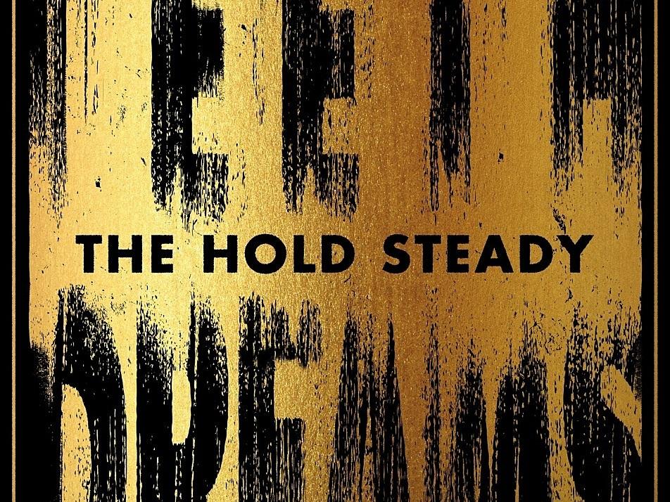 The Hold Steady's 2014 album, 'Teeth Dreams'.