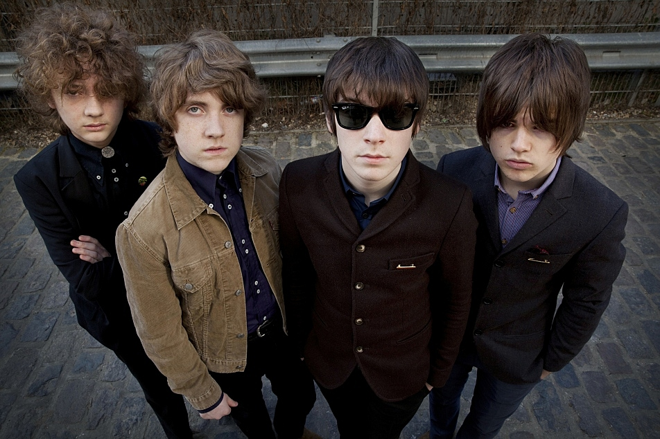 The Strypes press photo, taken March 2013