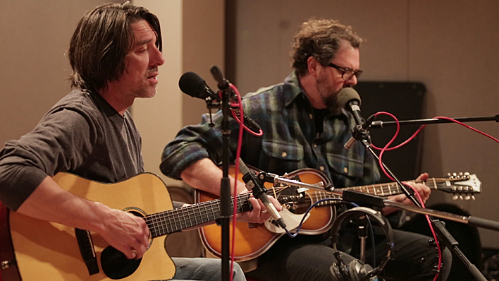 Drive-By Truckers perform in The Current's studio.