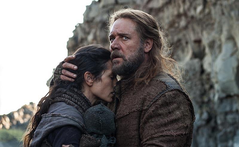 Russell Crowe stars in 'Noah'.