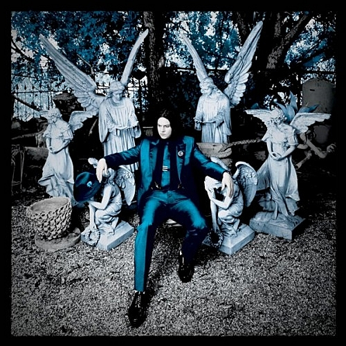Jack White will release 'Lazaretto' on June 10th.