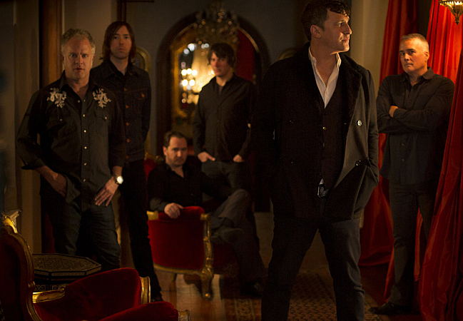 The Afghan Whigs new album 'Do the Beast' comes out April 15.