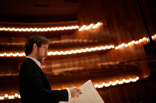 Composer Bryce Dessner