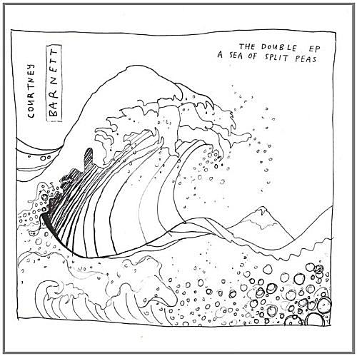 Courtney Barnett's double EP 'A Sea of Split Peas'