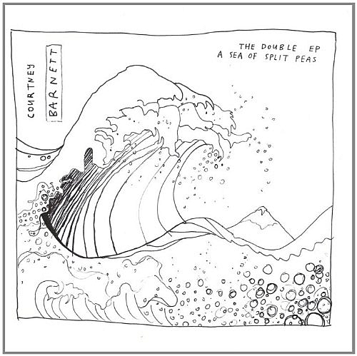 Courtney Barnett's double EP 'A Sea of Split Peas'
