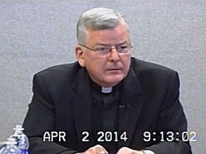 Archbishop John Neinstedt's video testimony
