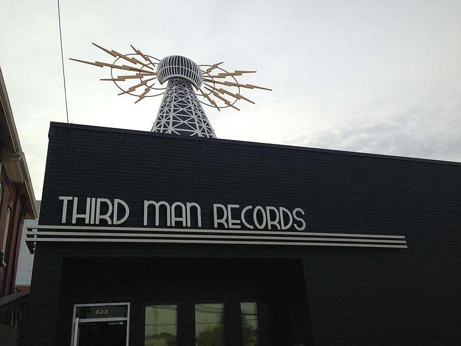 Third Man Records in Nashville, Tenn.