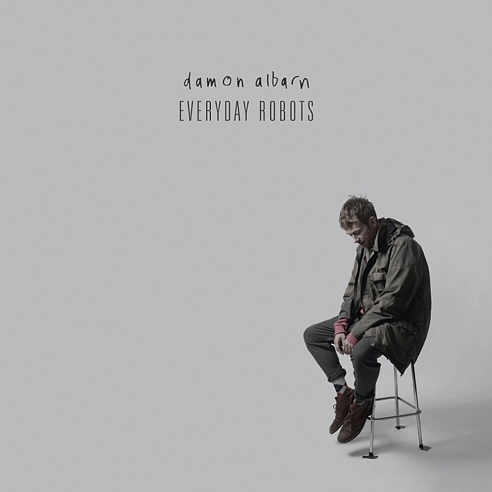 Damon Albarn's solo release, 'Everyday Robots'.