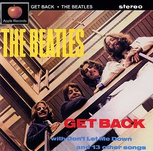 """""""Get Back"""" was released Today in Music History."""