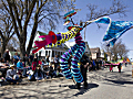 The 40th Annual May Day Parade