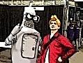 Futurama's Fry and Bender