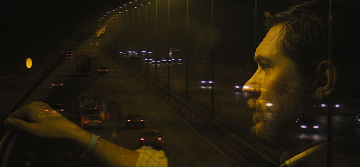 Tom Hardy stars in the film, 'Locke'.