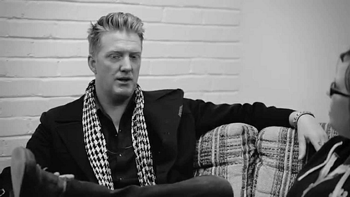 Josh Homme of Queens of the Stone Age talks with The Current's Jill Riley.
