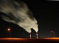 Coal-fired power plant in La Cygne, Kansas
