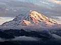 Mt. Rainier in Washington State.