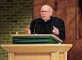 Retired Archbishop Harry Flynn