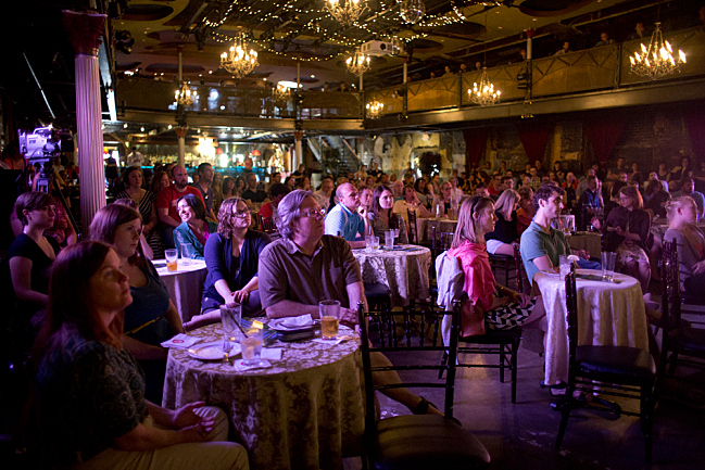 Policy and a Pint: Unlearning Our Notions of Higher Education at the Varsity Theater. May 29, 2014