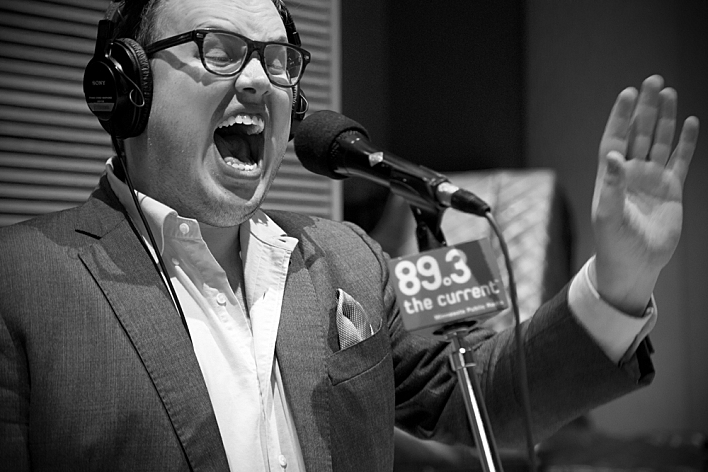 Paul Janeway of St Paul and the Broken Bones