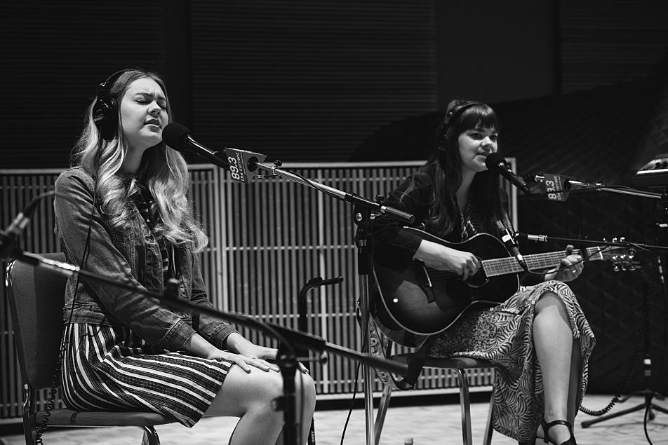 First Aid Kit perform in The Current's studio