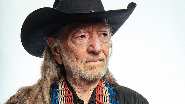 "Willie Nelson's new album, ""Band of Brothers,"" comes out June 17."