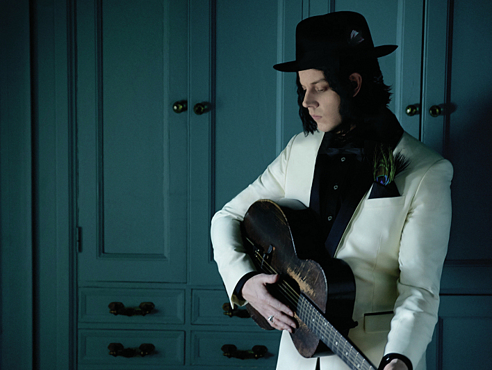 Jack White explores the magic in happenstance on his second solo album, 'Lazaretto'.