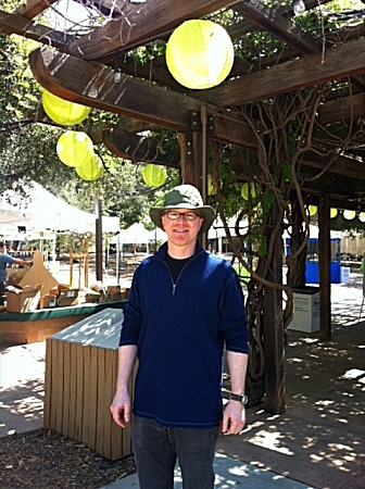 Fred at the Ojai Music Festival