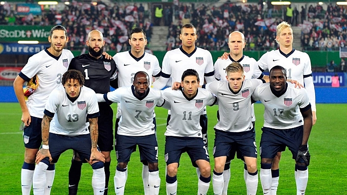 USA Soccer Team 2014  Official Team Photo  Usa Soccer Team 2014 Wallpaper